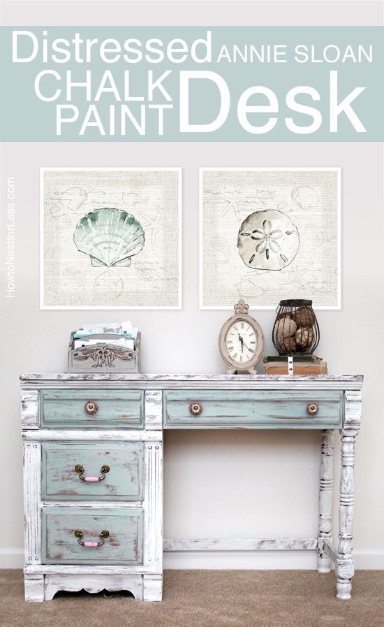 Chalk Paint Furniture Creations